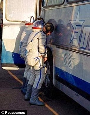 Superstitii ale cosmonautilor americani si rusi