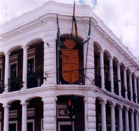 Elecciones municipales 2015 Bolivia