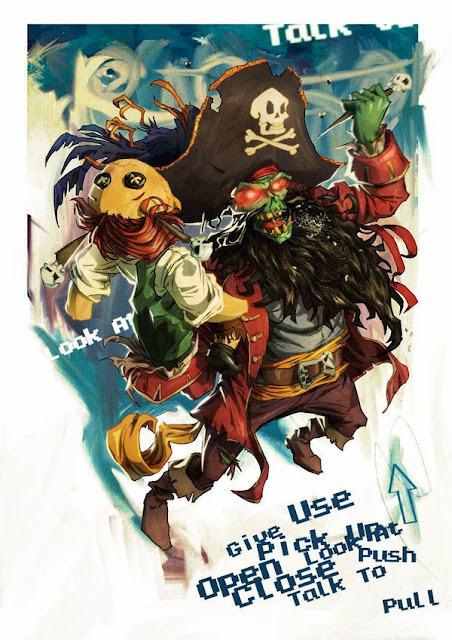 FanArt de Monkey Island 2