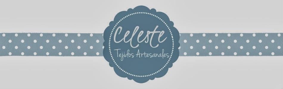 Tejidos Celeste