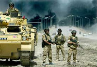 britain invasion of iraq
