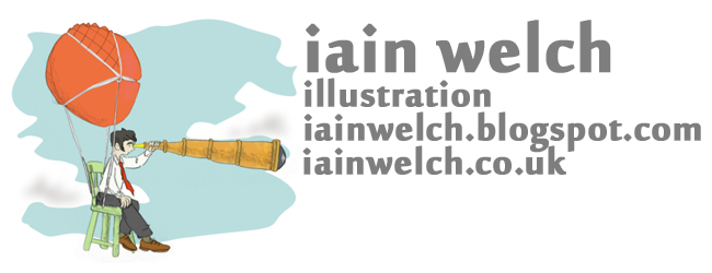 iain welch