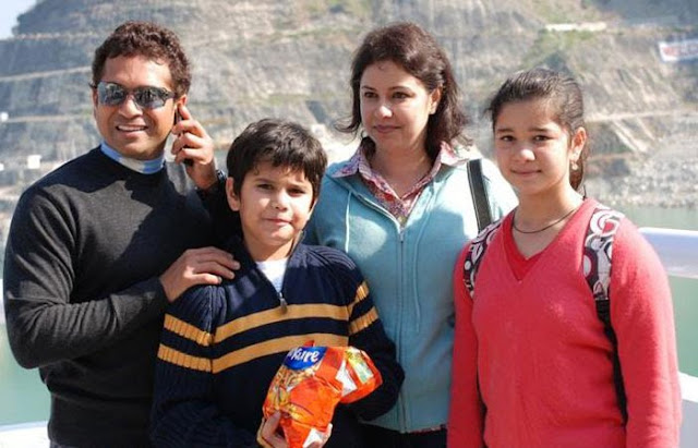 Sachin's son Arjun Tendulkar