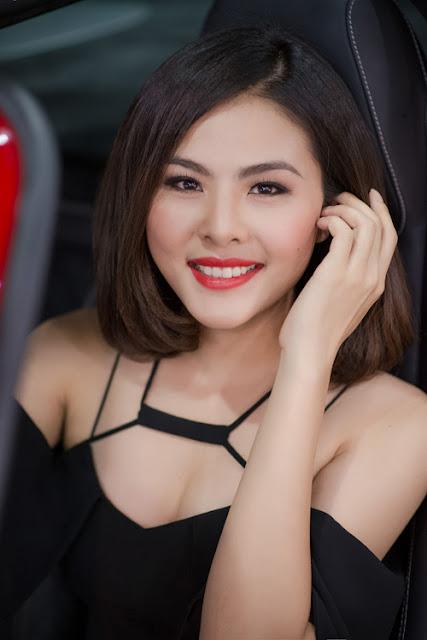 Thời gian này, Vân Trang chăm chỉ đóng phim và thi thoảng mới tham gia các sự kiện showbiz.