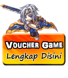Cari Voucher Game Online?