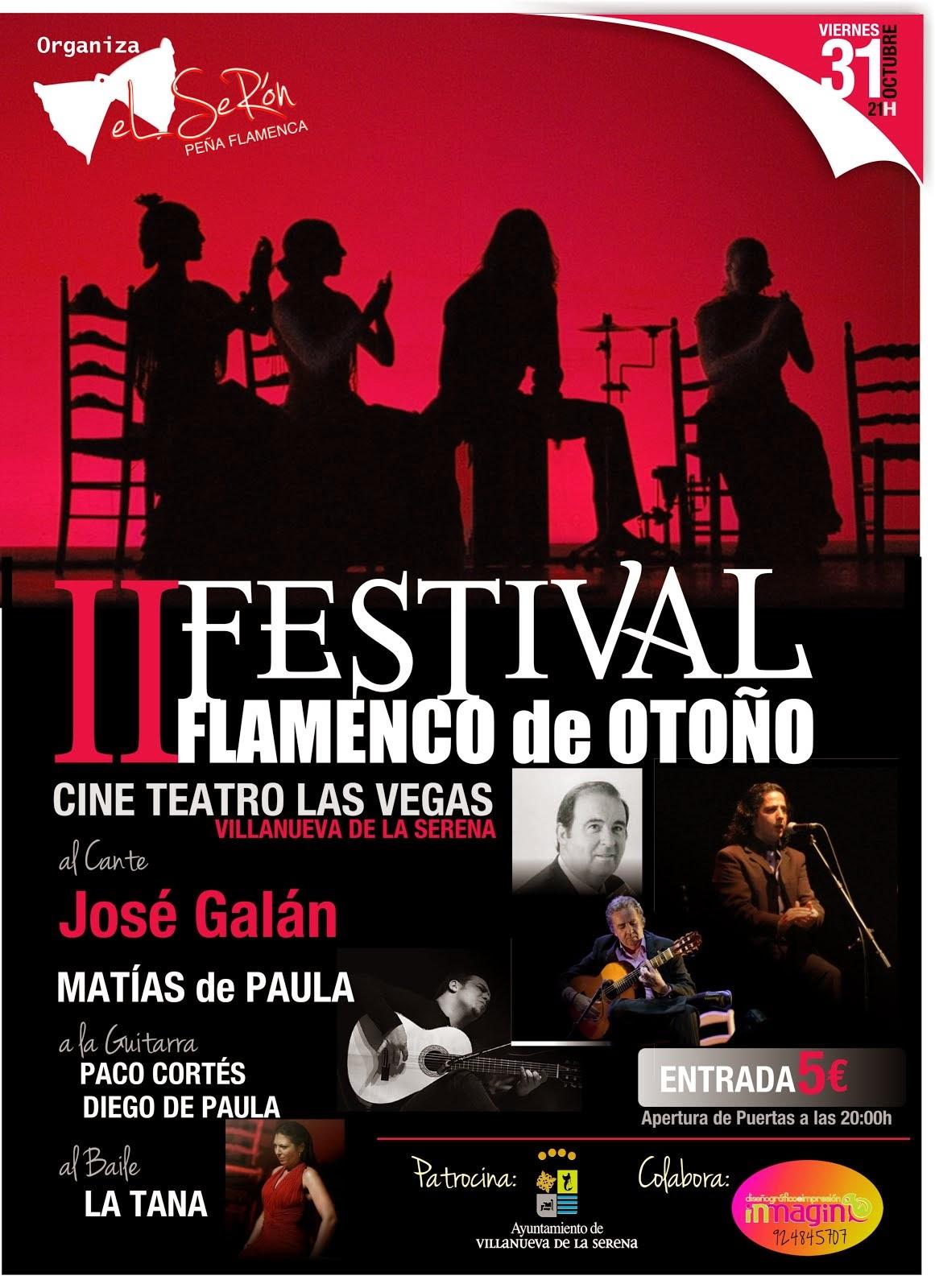 Festival Flamenco de Otoño
