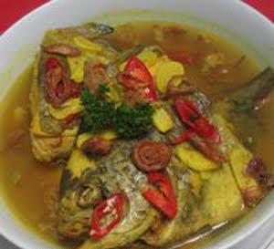 Resep Masakan Pallu Mara Cakalang (Makassar)