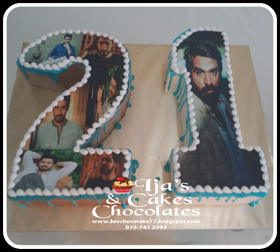 EDIBLE IMAGE CAKES