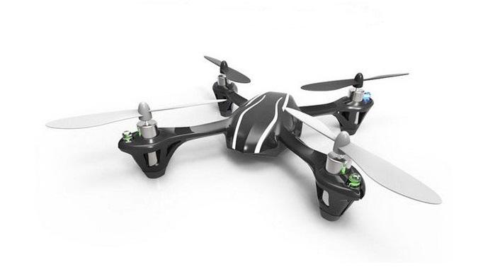 Hubsan X4 V2 H107L 2.4G 4CH RC Quadcopter RTF