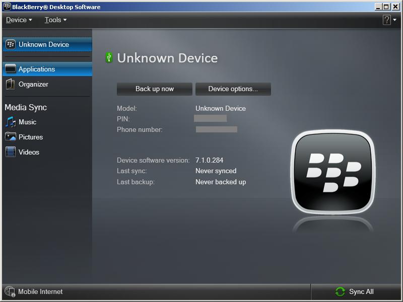 Download Blackberry Desktop Manager Terbaru 2013