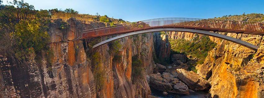 Couverture facebook pont en afrique du sud