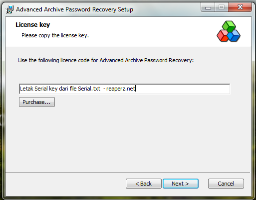 cracked advanced archive password recovery