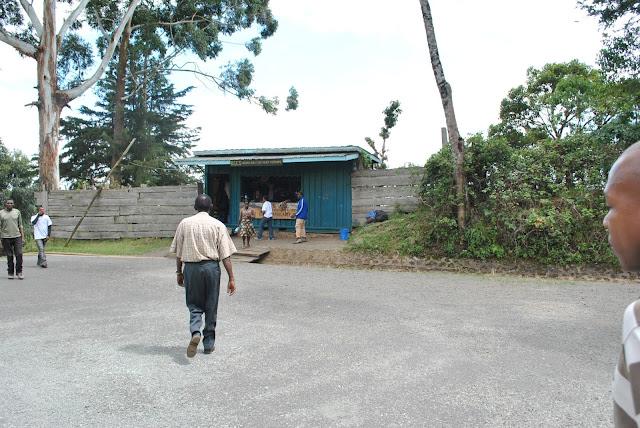 Marangu Gate, Mount Kilimanjaro - Tanzania