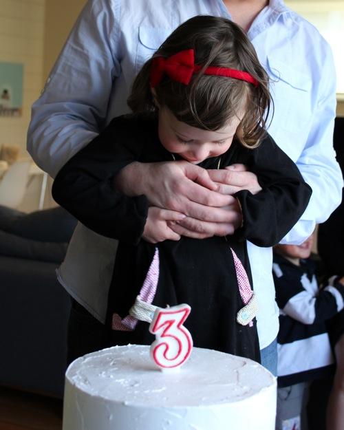 Cake Art Yarraville : captain kk: what s in the cake? mirka s 3rd birthday party