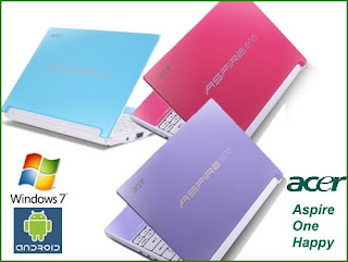 Daftar Harga Laptop Acer Terbaru Desember 2012