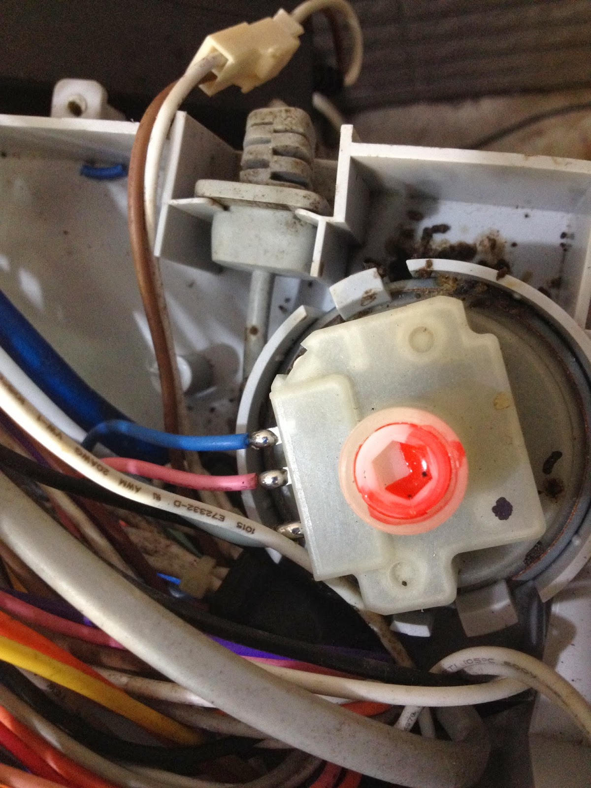 ... 三洋洗衣機 故障碼DA-ED修理(小二電器修理-2手買賣