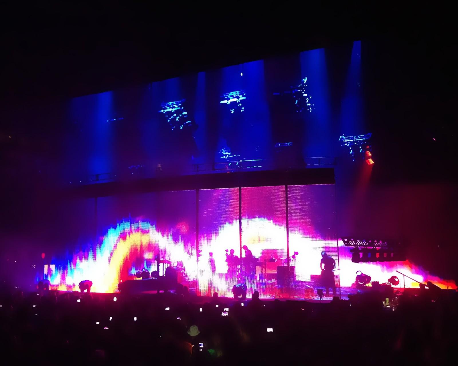 Nine Inch Nails in Orlando at Amway Center | Scorpyorising