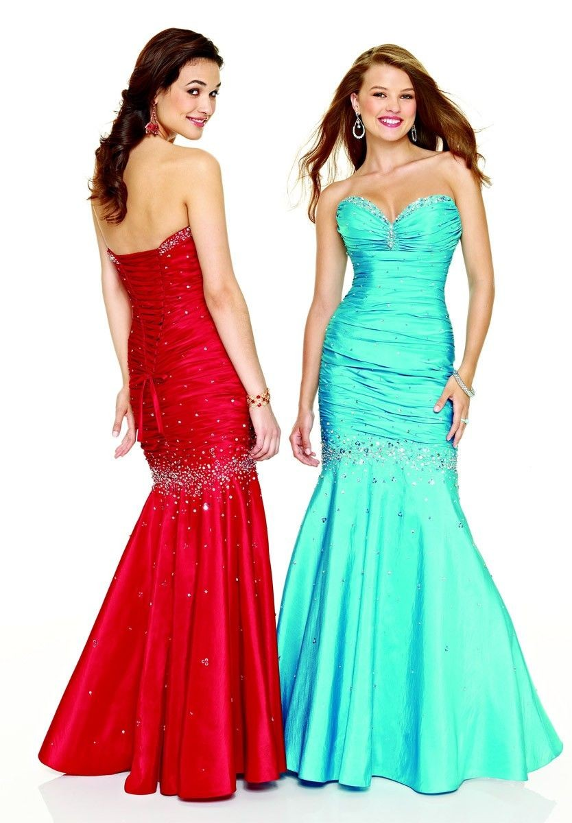 WhiteAzalea Prom Dresses: Unique Red Prom Dresses in Various Styles