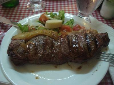 El Desnivel: Carne espetacular X Ambiente deplorável