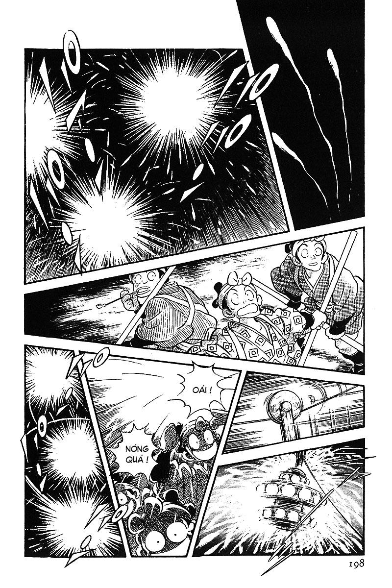 Nijiiro Togarashi - Ớt Bảy Màu chap 10 - Trang 14