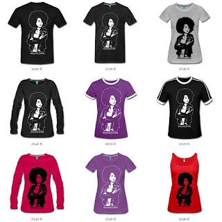 #GOVEILCHEN T-Shirts und mehr