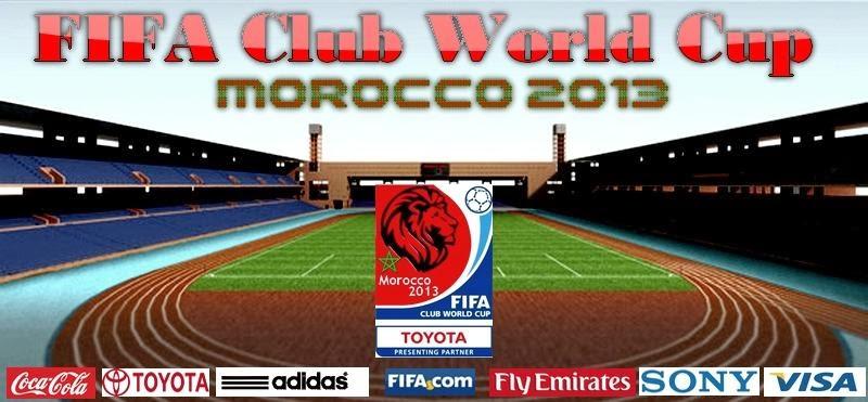 تردد القنوات المجانية الناقلة لكاس العالم للاندية بالمغرب 2013