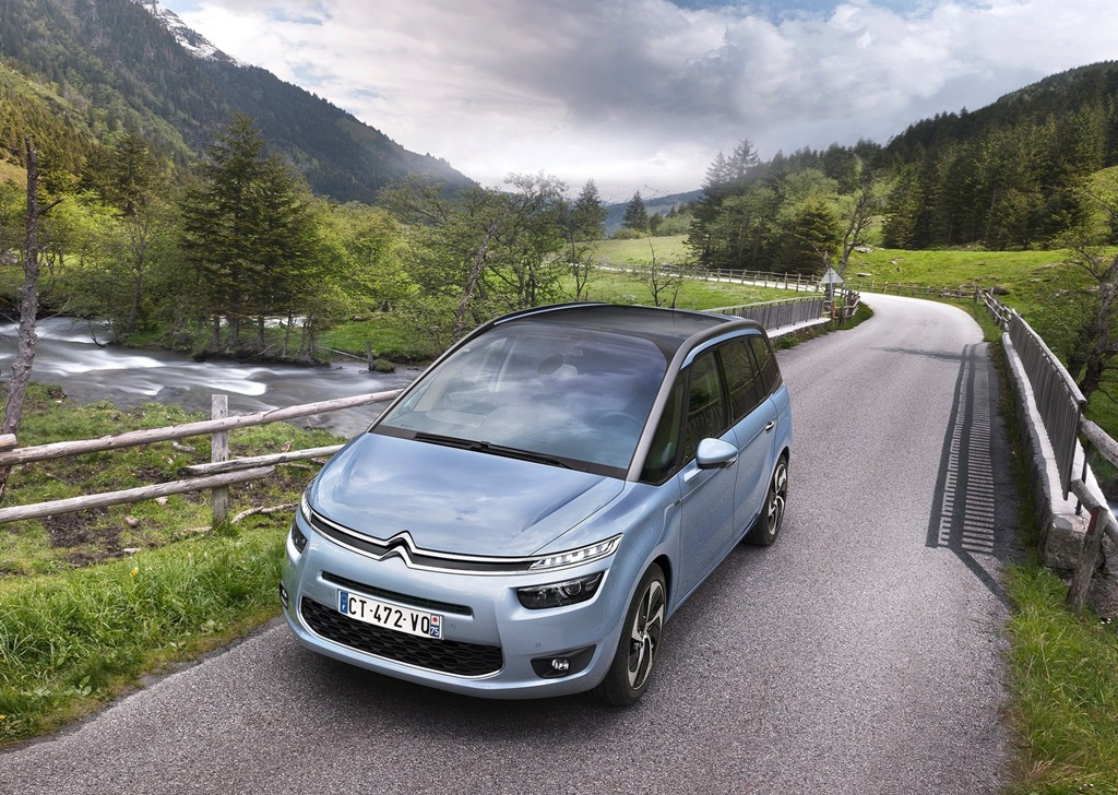 citroen grand c4 picasso 2014 car wallpapers. Black Bedroom Furniture Sets. Home Design Ideas
