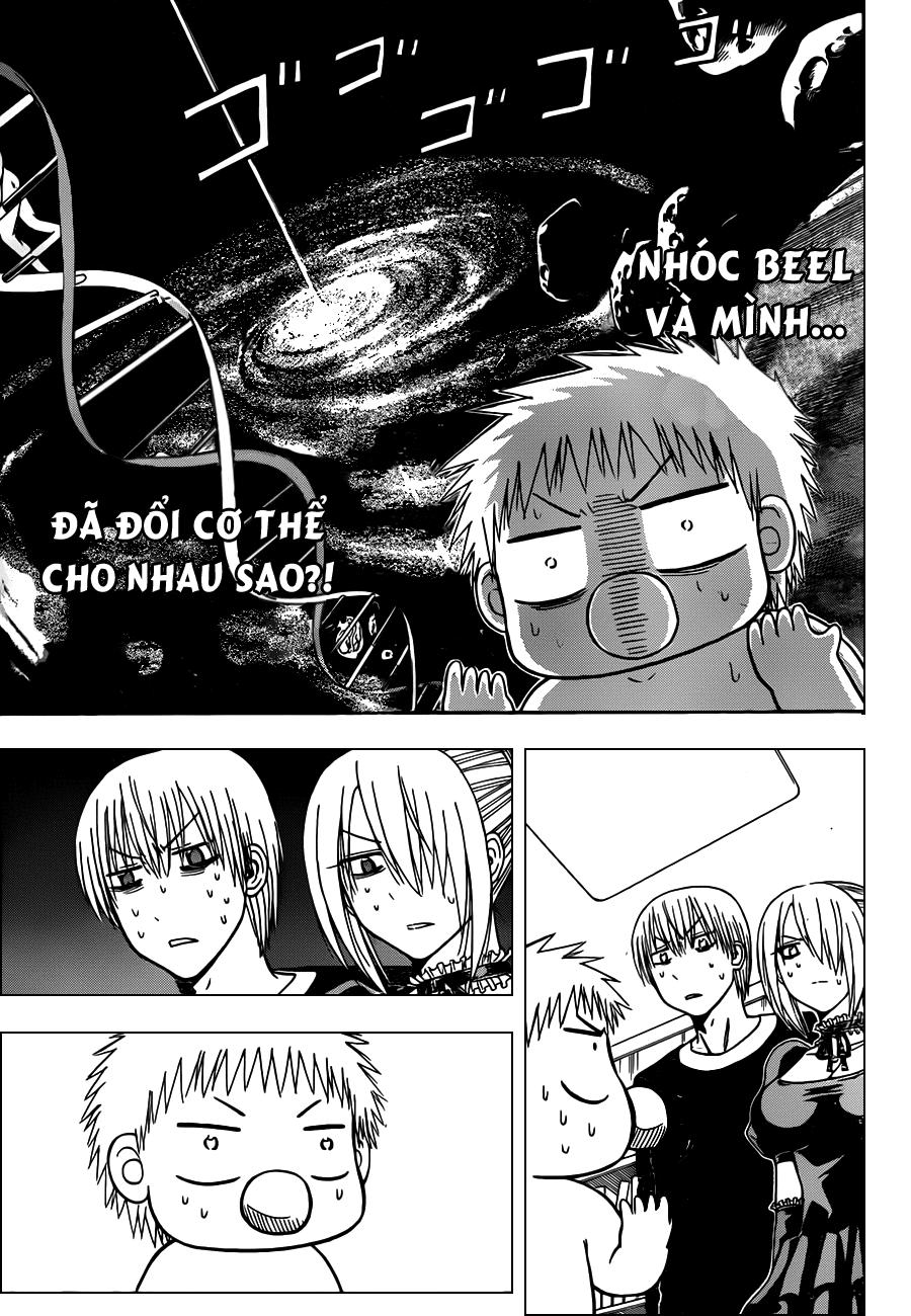 Vua Quỷ - Beelzebub tap 111 - 4