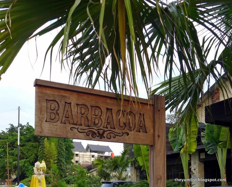 Barbacoa,South American Grill, Seminyak, Bali