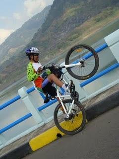 Gambar Sepeda Gunung Downhill