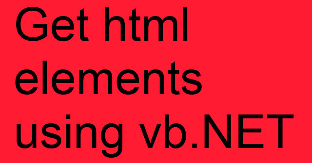 visual basic 2012 web application tutorial