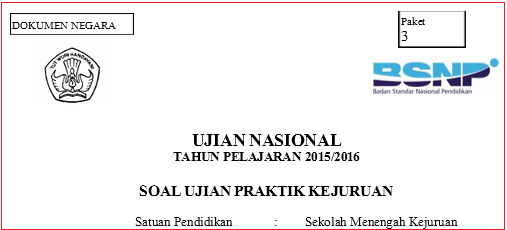 Download Soal Ukk Smk Tahun 2016 Lengkap Informasi Amp Administrasi Sekolahmu