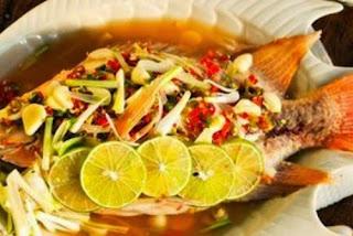 Balık yemek, balık salatası, balık,balık tarifi