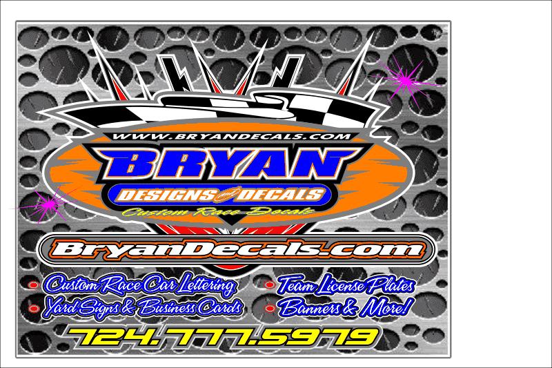 Bryan Decals