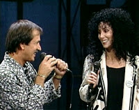 Sonny & Cher on 'Late Night With David Letterman'