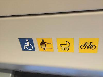 Bahn fahren Berlin schwanger öffentliche Verkehrsmittel Bahn fahren mit Kleinkind