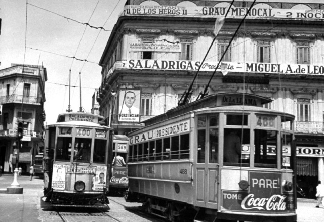 THE TRAMWAYS IN CUBA and its disappearance (Photos) * * LOS ...