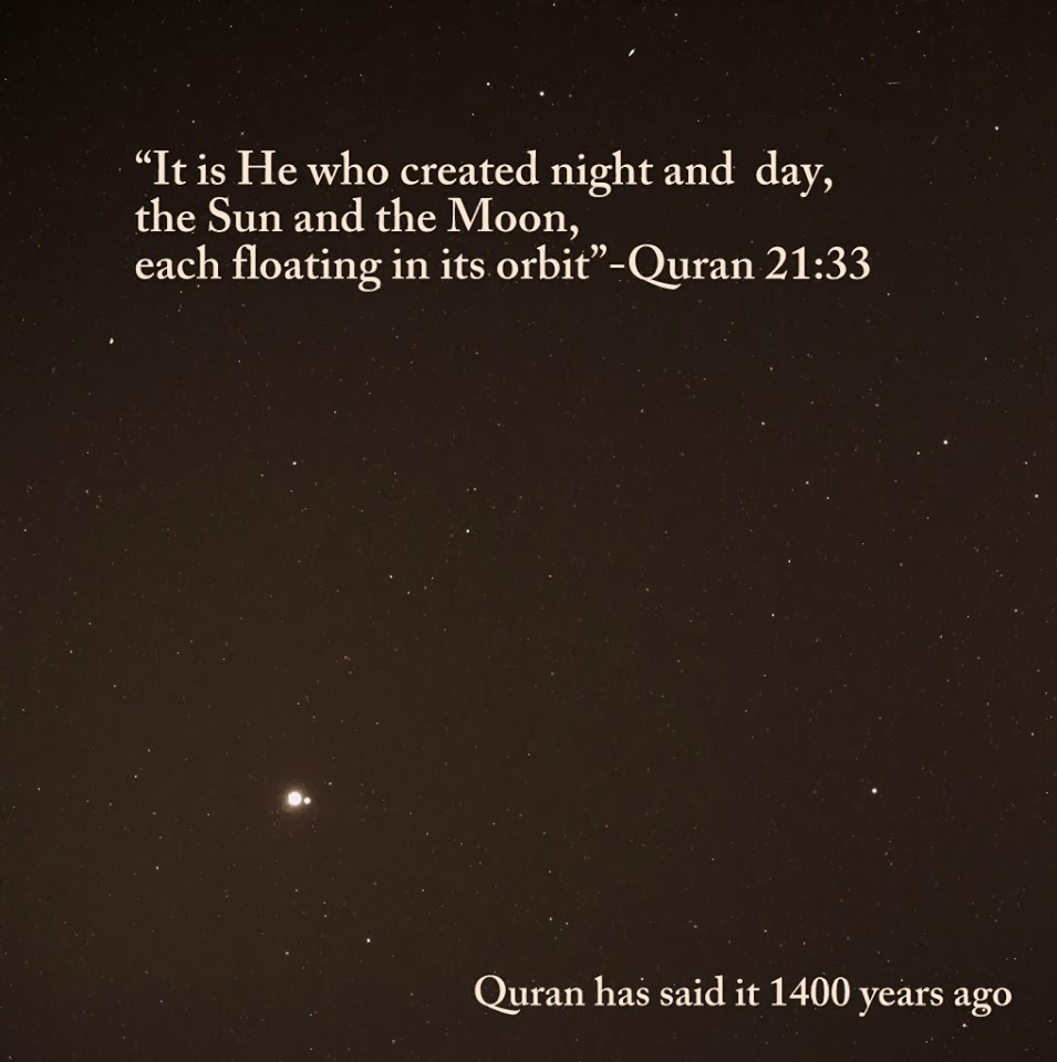 Quotes Quran Islam And Science Quotes  Articles About Islam