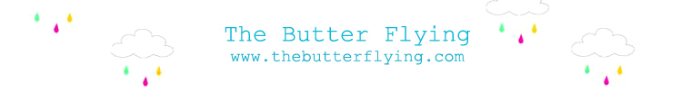 The Butter Flying ©-Handmade design for Kids