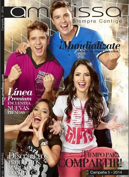amelissa catalogo de campaña 5 2014