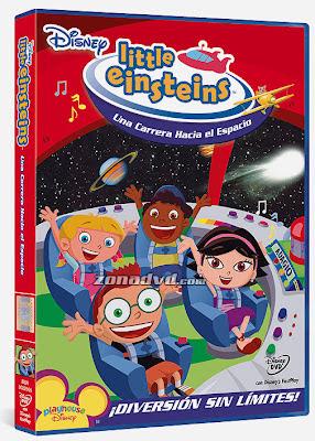 Mini Einsteins Nuestra Fabulosa Aventura (2007) Dvdrip Latino