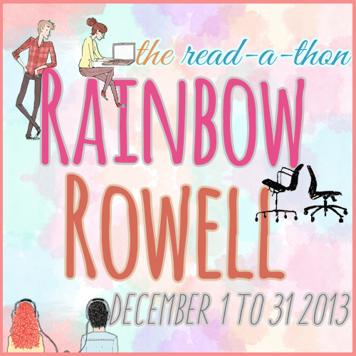 Sign up for the Rainbow Rowell Read-a-Thon!