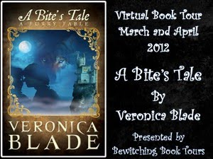 Promo Tour Stop: A Bite's Tale by Veronica Blade