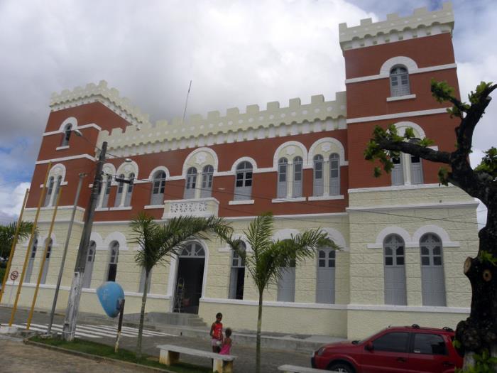 """Armario Oriental Verde ~ Grupo""""Minha Terraé SERGIPE"""" Prédio Histórico do Antigo Presídio de Aracaju"""