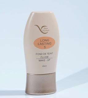 El maquillaje líquido es muy adecuado para pieles oscuras y negras