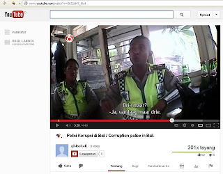 Oknum Polisi Nakal - Mabok - Minum Bir