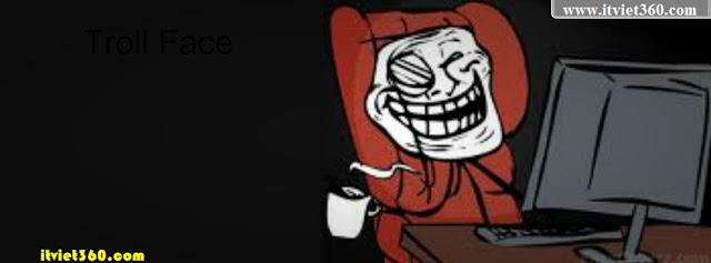 Ảnh bìa Facebook Troll hài nhất - Cover FB