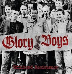 Glory Boys - Skinhead resistance