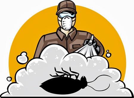 خدمات مكافحة الحشرات ورش المبيدات