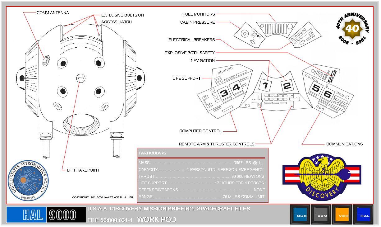 fate sf 2001 space pod in diaspora